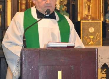 Ksiądz Roman Patyk